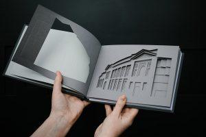 Bridgeton, Women's Library Sketchbook - Finch and Fouracre