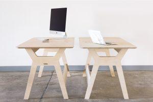 Ply-Works Mhorain Plywood Desks